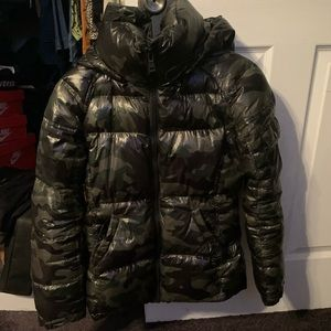Urban Outfitters S13 Camouflage Coat Size. small